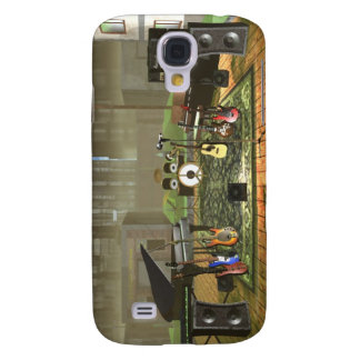 The Band III Galaxy S4 Cover