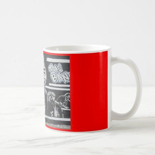 The Band - Louie Armstrong Mug