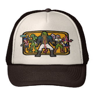 The Band Trucker Hat