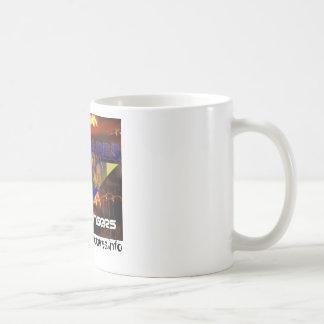 The Band Who Cares - Twisted Fingers - Mug