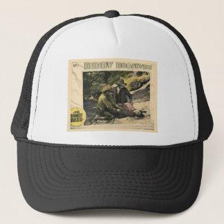 The Bandit Buster 1926 Vintage Silent Movie Poster Trucker Hat
