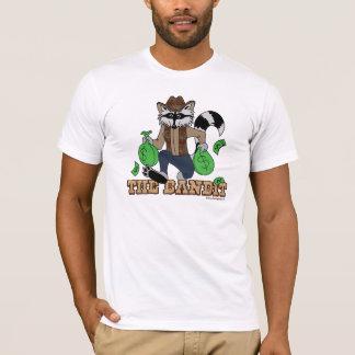 The Bandit Raccoon T-Shirt