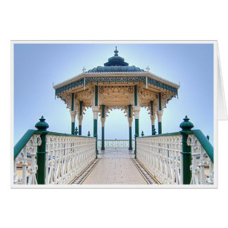 The Bandstand Card