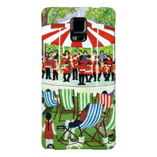 The Bandstand Galaxy Note 4 Case
