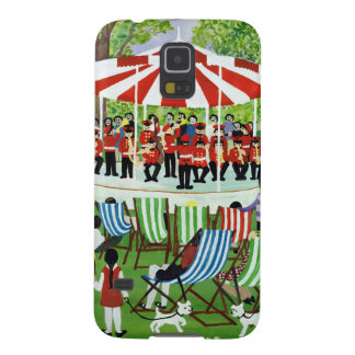 The Bandstand Galaxy S5 Cases