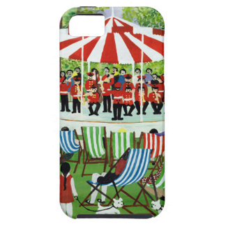 The Bandstand iPhone SE/5/5s Case