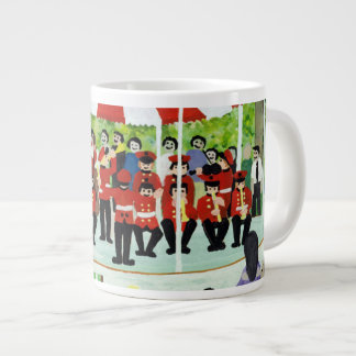 The Bandstand Large Coffee Mug