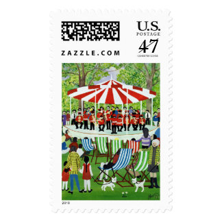 The Bandstand Postage