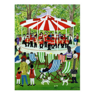 The Bandstand Postcard