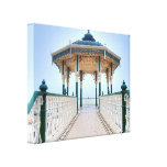 The Bandstand Stretched Canvas Prints
