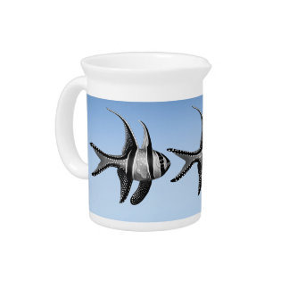 The Banggai Cardialfish Pitcher