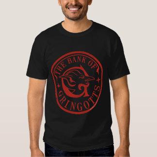 The Bank Of GRINGOTTS™ Logo T-shirt