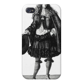 The Banker, 1678 iPhone 4 Cover