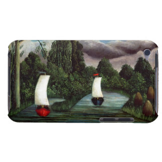 The Banks of the Oise, 1905 (oil on canvas) Barely There iPod Case