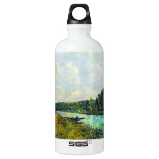 The banks of the Oise by Alfred Sisley SIGG Traveler 0.6L Water Bottle