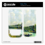The banks of the Oise by Alfred Sisley Skins For Palm Pixi