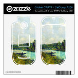The banks of the Oise by Alfred Sisley Decals For Cricket CAPTR