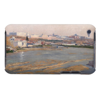 The Banks of the River Manzanares, 1912 (oil on ca iPod Case-Mate Case