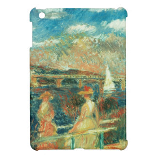The banks of the Seine at Argenteuil, 1880 Case For The iPad Mini