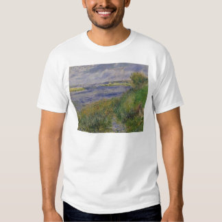 The Banks of the Seine, Champrosay, 1876 T-Shirt