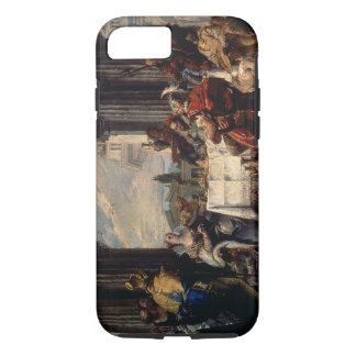 The Banquet of Anthony and Cleopatra, c.1744 (oil iPhone 7 Case