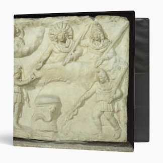 The Banquet of Mithras and the Sun 3 Ring Binder