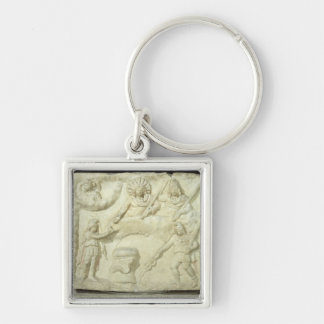 The Banquet of Mithras and the Sun Keychain