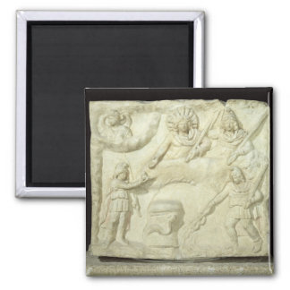 The Banquet of Mithras and the Sun Magnet