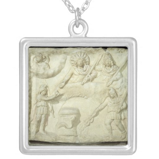The Banquet of Mithras and the Sun Custom Jewelry