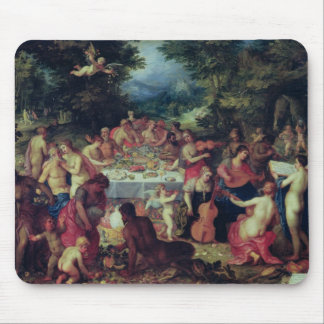 The Banquet of the Gods Mouse Pad
