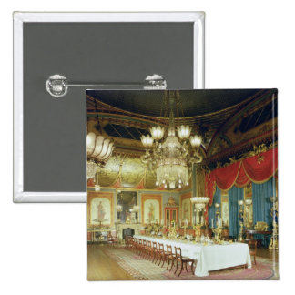 The Banqueting Room, 1815-23 Button