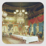 The Banqueting Room, 1815-23 Square Sticker