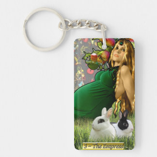 The Banx Tarot Empress Keychain