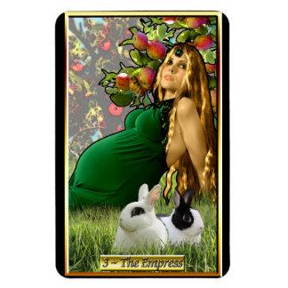 The Banx Tarot Empress Magnet