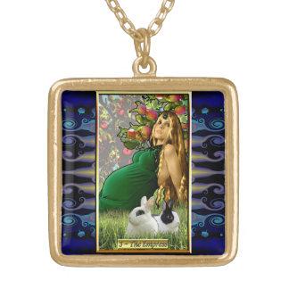 The Banx Tarot Empress Necklace