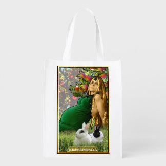 The Banx Tarot Empress Scarf Reusable Grocery Bag