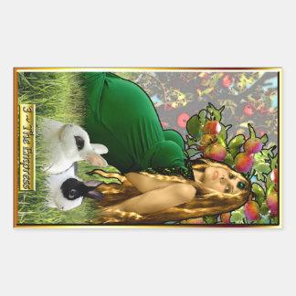 The Banx Tarot Empress Stickers