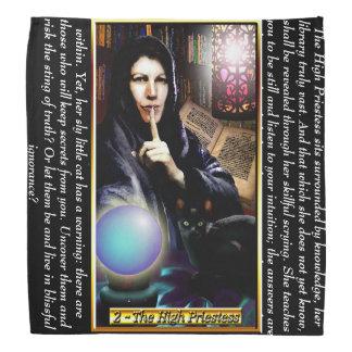 The Banx Tarot High Priestess Bandana