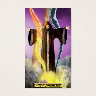 The Banx Tarot Magician Business Cards