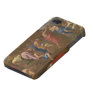 The Baptism of Christ, 1641-42 iPhone 4/4S Cover