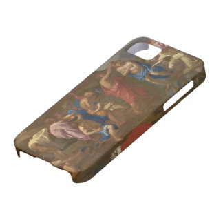 The Baptism of Christ, 1641-42 iPhone SE/5/5s Case