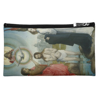 The Baptism of Christ Makeup Bags
