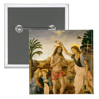The Baptism of Christ by John the Baptist Pins