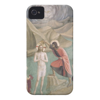The Baptism of Christ, c.1438-45 (fresco) iPhone 4 Case-Mate Cases