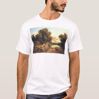 The Baptism of Christ in the River Jordan T-Shirt