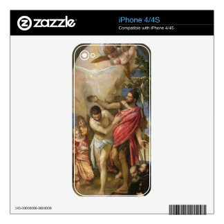 The Baptism of Christ iPhone 4S Skins