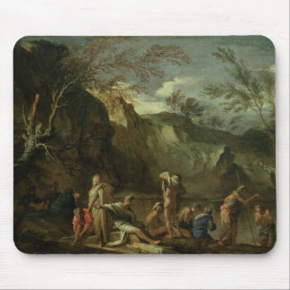 The Baptism of Christ Mouse Pad