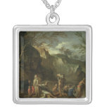 The Baptism of Christ Necklace