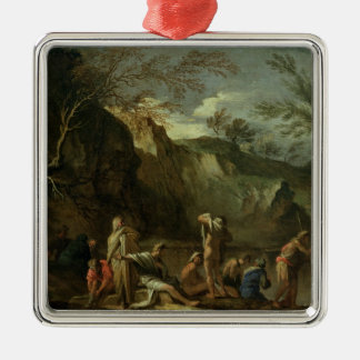 The Baptism of Christ Christmas Tree Ornaments