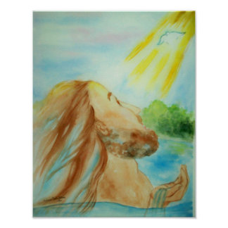 The Baptism of Jesus Posters